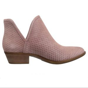 Lucky Brand Women's Baley Perforated Booties